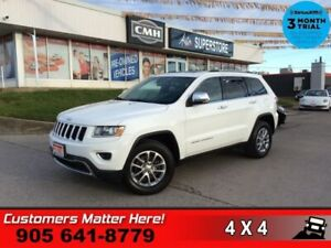 2014 Jeep Grand Cherokee Limited  LEATH ROOF 4X-HS CAM P/GATE  5