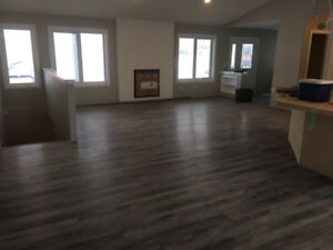Laminate FLOOR installs from $0.60 sq ft-Call 647 640 6329