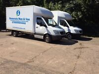 REMOVALS MAN & VAN GREATER MANCHESTER