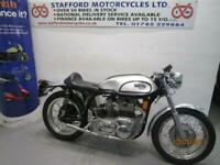 TRITON. T150T TRIDENT ENGINE. STAFFORD MOTORCYCLES LIMITED