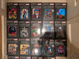 The Ultimate Graphic Novels Collection - Marvel