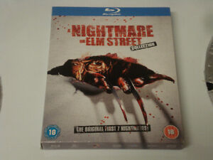 A Nightmare on Elm Street Collection Blu ray