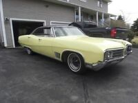 For sale rare 1968 Buick Wildcat 4dr hardtop