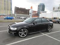 2012 Audi A4 2.0 TDI Black Edition 4dr