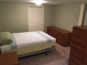 Large bedroom for student next to Algoma U - Sept 1 to April 30
