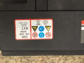 lincon battery for ford transit