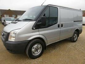 2012 12 FORD TRANSIT T330 SWB LOW ROOF 2.2 TDCI 59227 MILES ONLY DIESEL