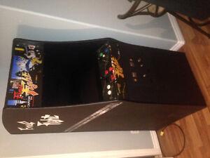 Final fight arcade machine
