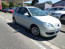Volkswagen Polo 1.4TDI BlueMotion Tech 2008MY Blue Motion 1