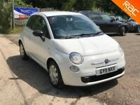 Fiat 500 1.2 ( s/s ) POP 2011, 29.000 miles full service history,