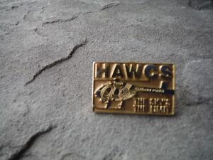 HAWCS Calgary Police Helicopter THE SKY'S THE LIMIT PIN