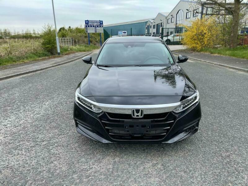 2019 Honda Accord 1.5L LX LHD AUTOMATIC Saloon Petrol Automatic