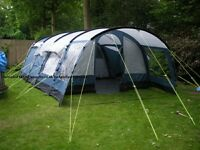 A royal cuban large six man tent
