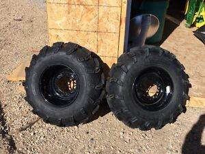 26 ITP Mud Lite Tires