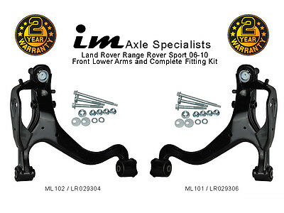 Range Rover Sport 05-10 Front Lower Suspension Control Arm kit  (wishbone/pair)