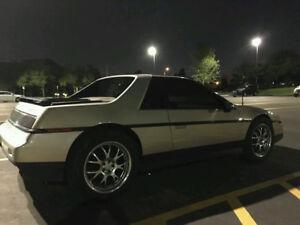 Orangeville Rare Classic 86 Pontiac Fiero SE