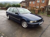 2000 BMW 530d SE TOURING AUTOMATIC LEATHER FULL HISTORY