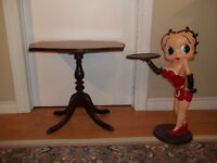 NICE OLD TABLE ** WAS $75 **