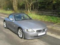 2006 '06' BMW Z4 2.0i SE CONVERTIBLE 106,000 MILES