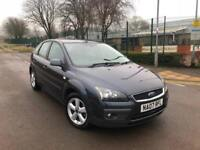2007 FORD FOCUS 1.6 TDCI ZETEC CLIMATE 5 DOOR GREY IMMACULATE MAY PX