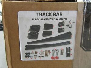 Ford Shelby Raptor Baja 700 Track Bar Kit NEW