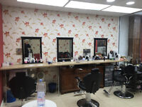 Busy Salon Business for Sale on Wood Green High Street