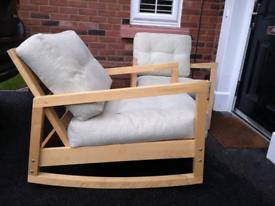 IKEA LILLBERG Rocking chair / armchair