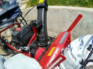 Troy-bilt snowblower for sale