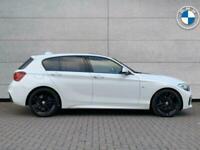 2018 BMW 1 Series 120d M Sport Shadow Edition 5-door Hatchback Diesel Automatic