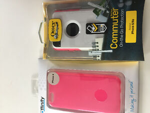 Otterbox and Affinty Case iPhone 6/6s