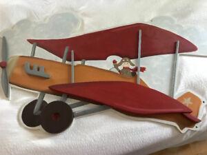 Décoration petit pilote - Anaya - 60$