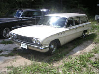 1961 Buick Special Wagon California $8500 Certified or Swap?