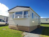 BARGAIN PRIVATE SALE MODERN STATIC CARAVAN HOLIDAY HOME MORECAMBE 12 month sea view park north west
