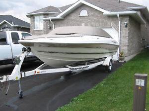 2001 Doral 190BR Bowrider