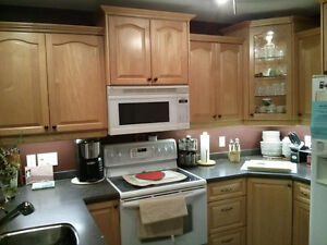 custom kitchens/countertops/reception counters/custom furniture Stratford Kitchener Area image 5