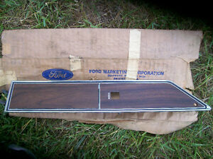 Habitacle / switch housing Thunderbird 1973- NOS (neuf)