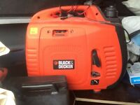 Black and decker bd 2000S generator new