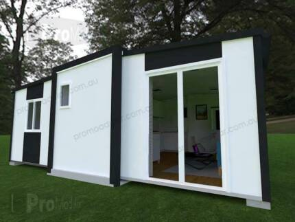 Portable Home, Cabin, Granny Flat, Retreat, Portable Office