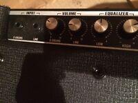 Sub zero DR-30 amp