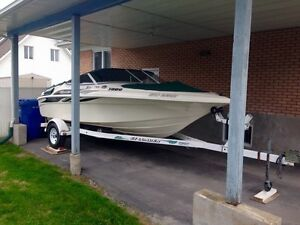 Bateau nordic Thunder open deck 2001 impeccable
