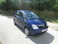 Vauxhall / Opel Meriva 1.8i 16v ( a/c ) 2004 MY Enjoy