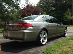 2008 BMW 750i Immaculate!!!