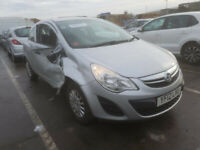 VAUXHALL CORSA D 1.3 CDTI 2011 BREAKING FOR SPARES PLEASE CALL BEFORE YOU COME