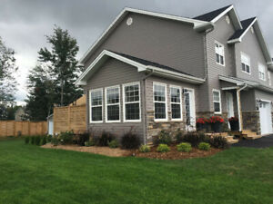 New Semi Detached with Sunroom Still Time to Customize