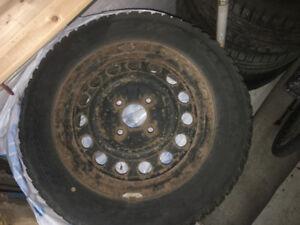 Pneus d'hiver - Winter Tires 185/65R15