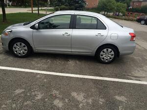 2009 Toyota Yaris Sedan Power Windows Safety and Emission is Don
