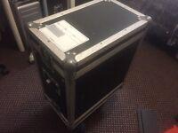 6u flightcase warehouse flight case