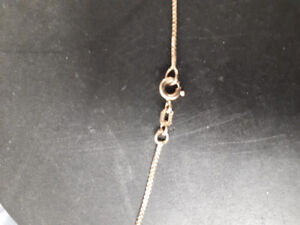 10K Gold Braided Chain Necklace