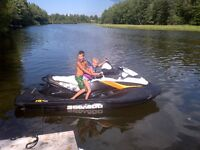 Seadoo for sale. 1.5 years Manufacture warranty left on it!!