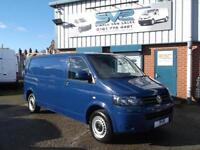 2011 11 VOLKSWAGEN TRANSPORTER LWB T30 2.0TDI 102BHP FULLY COLOUR CODED